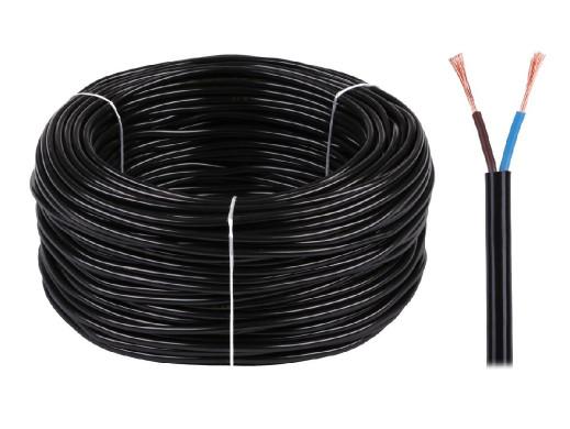 Kabel elektryczny OMY 2x1...