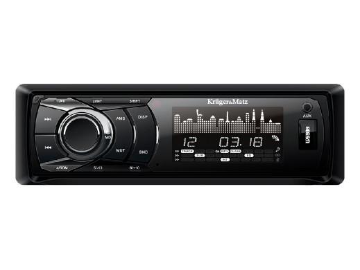 Radio samochodowe Kruger&Matz