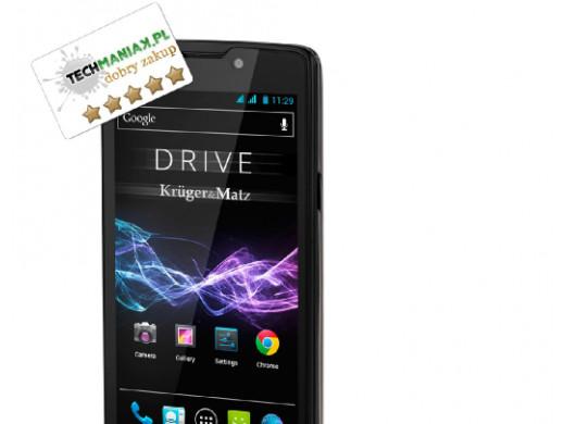 Smartfon Kruger&Matz DRIVE...