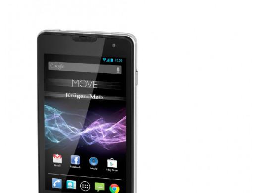 Smartfon Kruger&Matz MOVE2...