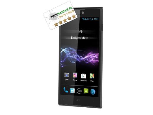 Smartfon Kruger&Matz LIVE 2...