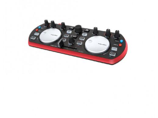 Domowy kontroler DJ...