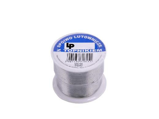 Cyna LP szpula 0.7mm/100g