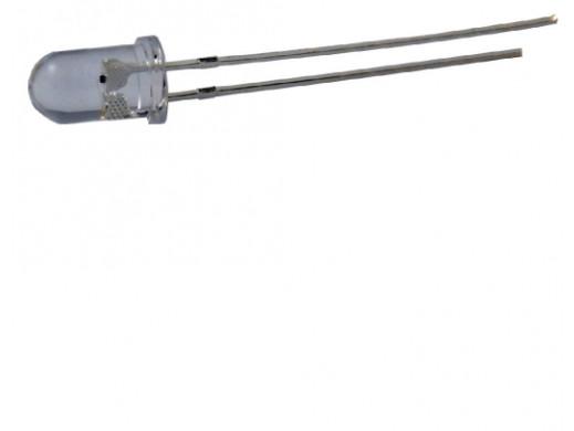 Dioda LED 12mm niebieska