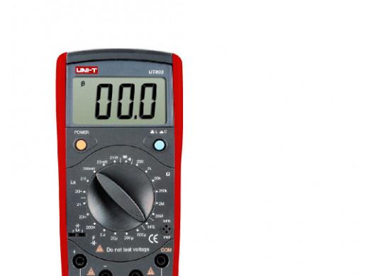 Miernik model UT603