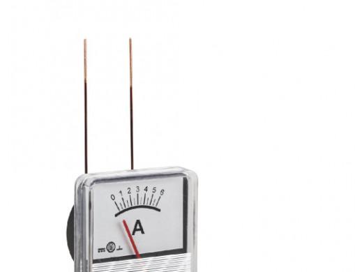 Wskaźnik prądu 0-6A WP06