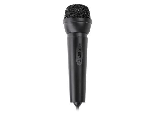 Mikrofon karaoke, jack 3.5
