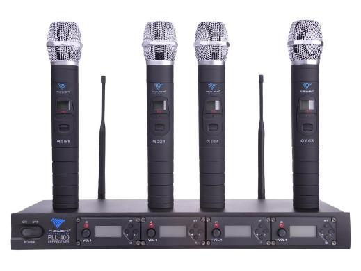 Mikrofon PLL-400 UHF 4...