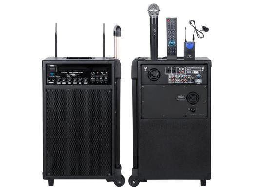 Mikrofon z wzmac.MPV-2005U UHF