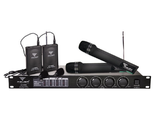 Mikrofon LS-8888 Azusa 2+2