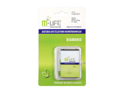 Bateria M-LIFE do LG P500...