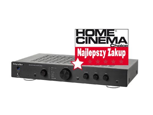 Wzmacniacz stereo Kruger&Matz model A50