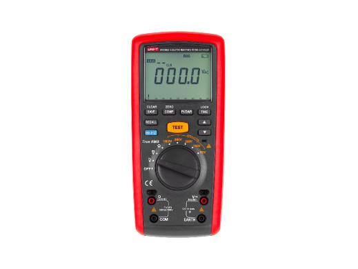 Miernik rezystancji izolacji model UT505A