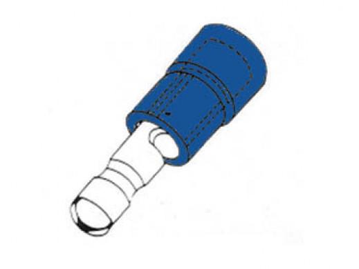 MALE BULLET BLUE