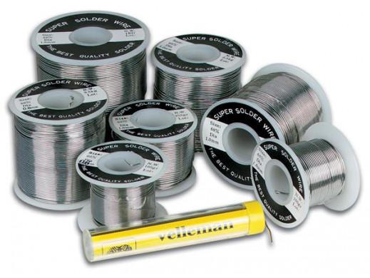 LUT Sn 60% Pb 40% - 1mm 250g