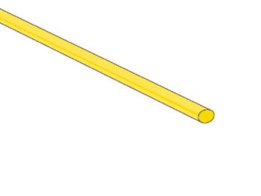 POWŁOKA TERMOKURCZLIWA 2:1 - 2,4mm - ŻÓŁTA - 50 SZT.