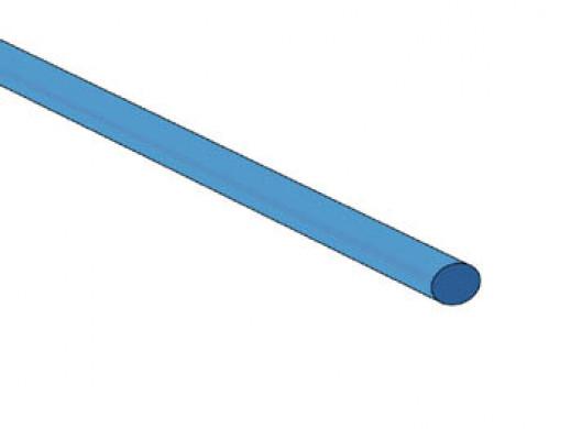POWŁOKA TERMOKURCZLIWA 2:1 - 3,2mm - NIEBIESKA - 1m - 50 SZT.