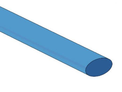 POWŁOKA TERMOKURCZLIWA 2:1 - 9,5mm - NIEBIESKA - 25 SZT.