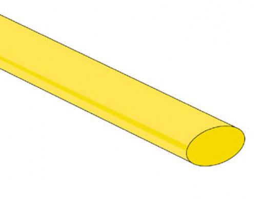 POWŁOKA TERMOKURCZLIWA 2:1 - 9,5mm - ŻÓŁTA - 25 SZT.