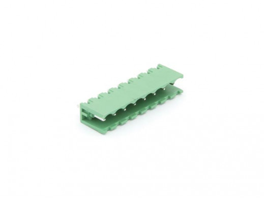MALE SOCKET CONNECTOR - 8 POLES