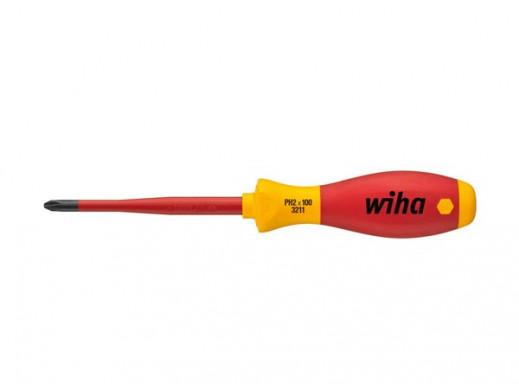 Wiha Wkretak SoftFinish electric slimFix Phillips (35393) PH1 x 80 mm