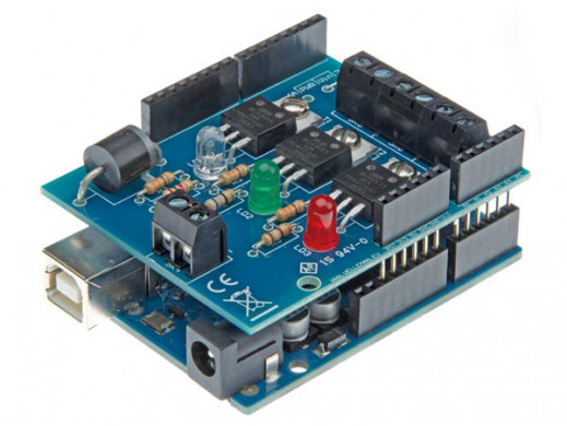 RGB SHIELD DO ARDUINO®