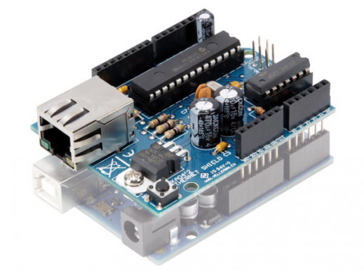 ETHERNET SHIELD DO ARDUINO®