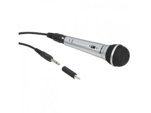 Mikrofon M151, dynamiczny, wielokierunkowy XLR, włącznik