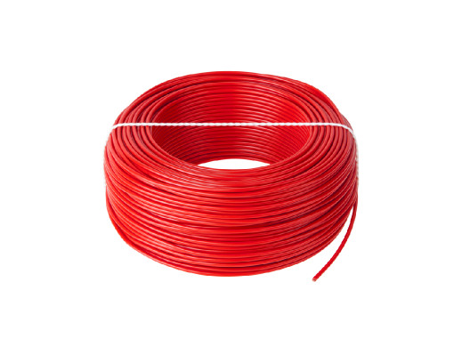Przewód LgY 1x0,75 H05V-K czerwony