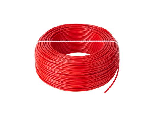 Przewód LgY 1x1,5 H07V-K czerwony