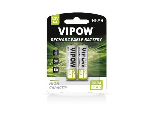Akumulatorki VIPOW HR6 2600...