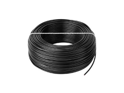 Przewód LgY 1x0,5 H05V-K czarny