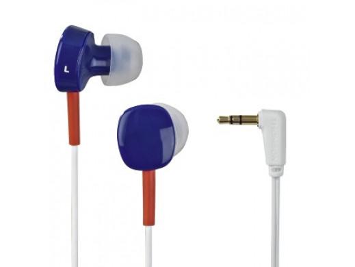 SŁUCHAWKI DOKANAŁOWE EAR3056 BLUE/RED/WHITE