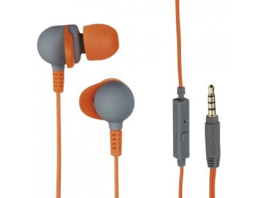 Słuchawki EAR3245, douszne, wodoszczelne IPX7, z milkrofonem do rozmów