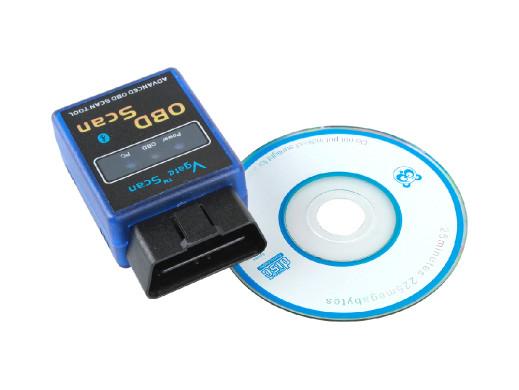 Interfejs OBD2 ELM327 Bluetooth