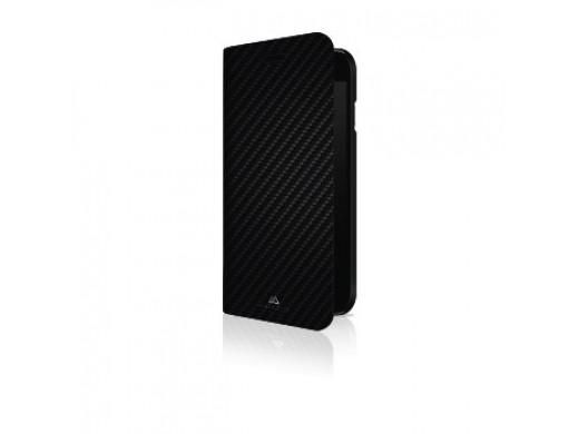 """""""Flex-Carbon"""" FUTERAŁ GSM DLA Apple iPhone 6/6s/7/8, CZARNY"""