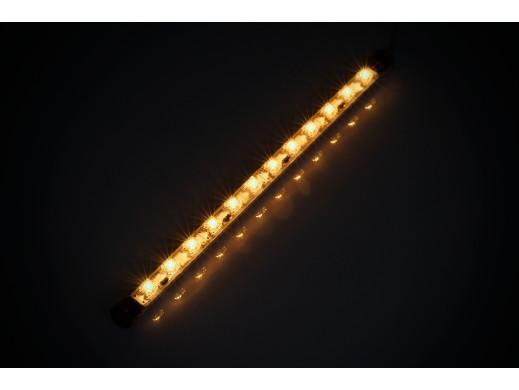 Neon LED FLUX 27cm BIAŁY...