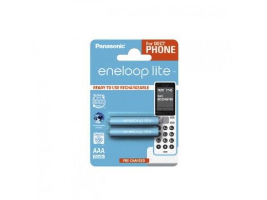 ENELOOP Lite AAA 550 2BP  DECT PHONES