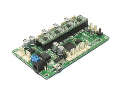 PŁYTKA CPU DLA DRUKARKI 3D - K8200 (CZĘŚĆ ZAPASOWA)