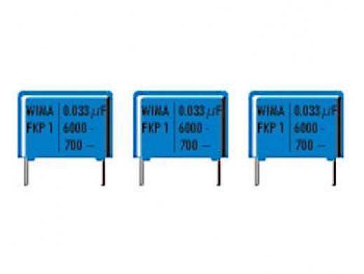 WIMA 0.22µF 100V 22.5mm