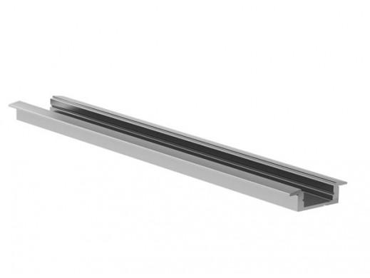 WPUSZCZANY SLIMLINE 7 mm - 2 m - SREBRNY