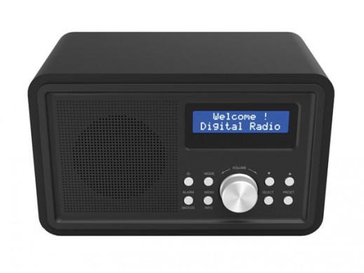 DAB-35BLACK - RADIO DAB+/FM...