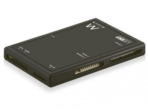 EWENT - FAST USB 3.1 EXTERNAL MULTI CARD READER