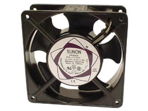 SUNON FAN - 230 VAC BALL - 120 x 120 x 38 mm