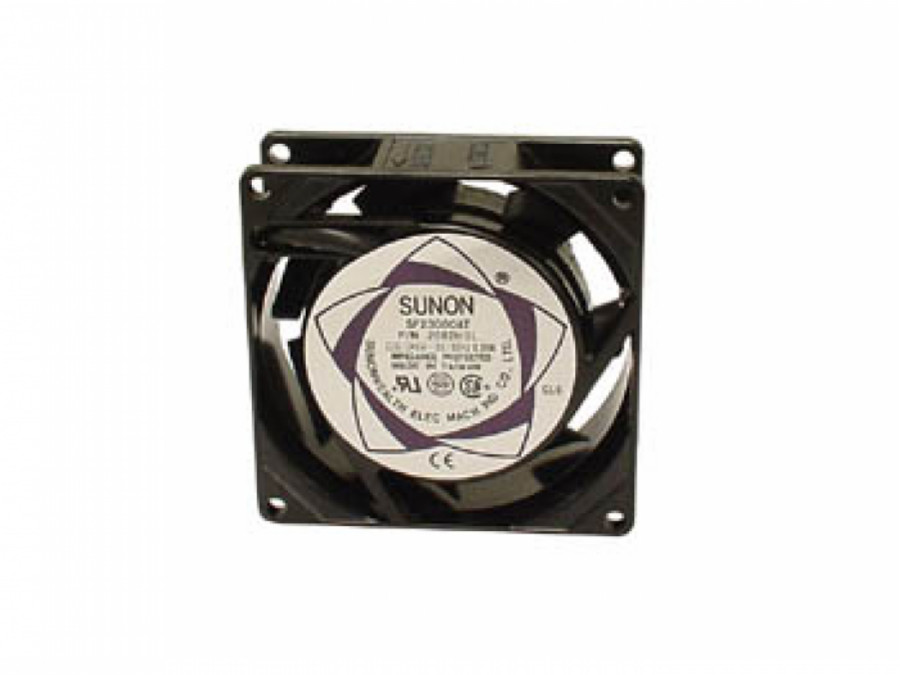 SUNON FAN - 230 VAC SLEEVE - 80 x 80 x 25 mm