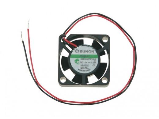 KD1202PFB2 FAN VAPO BEARING 25x25x10mm 12VDC 0.5W