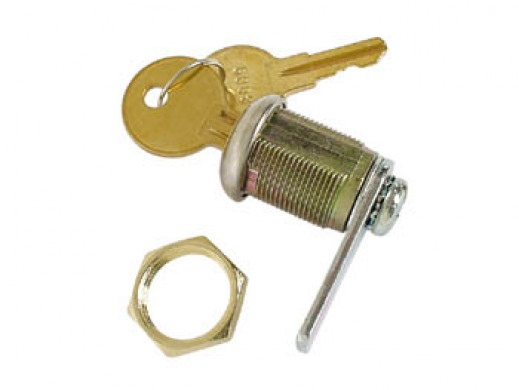 CAMLOCK WITH KEY
