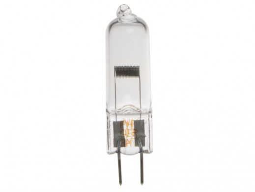 HALOGEN LAMP PHILIPS, 250W / 24V, EHJ G6.35, 3400K, 50h