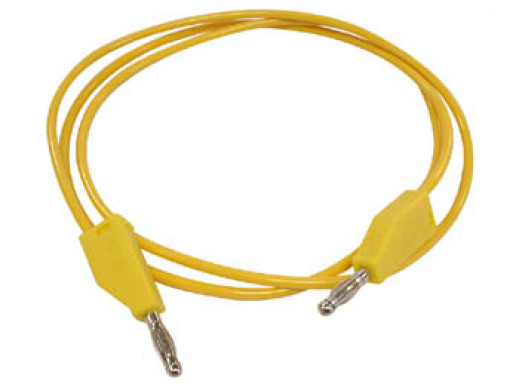 TEST LEADS (MOULDED BANANA...