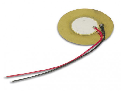 PIEZO TRANSDUCER 30 VAC 0.5-20Hz 75dB LEAD TYPE